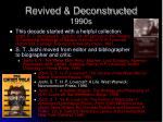 revived deconstructed 1990s