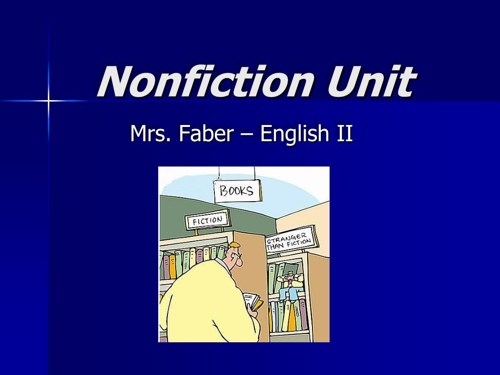 nonfiction unit l.
