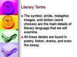 literary terms7