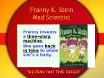franny k stein mad scientist32