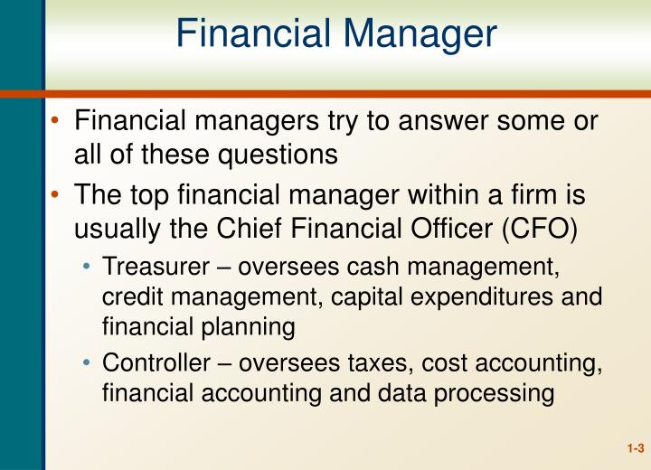 managerial finance answers Managerial finance question i am having trouble in a managerial accounting class if anyone could review the question and answer i have come up with, i would greatly appreciate it.