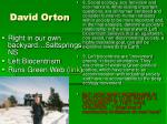 david orton