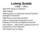 ludwig quidde 1858 1941