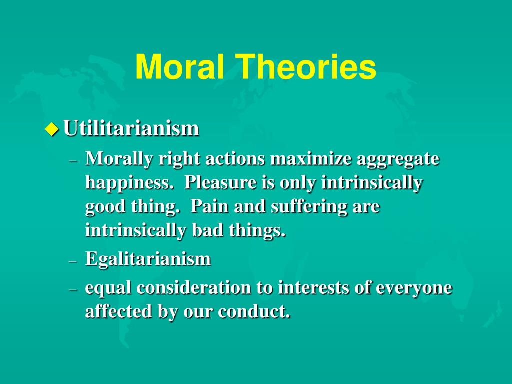 utilitarianism animal rights and no act