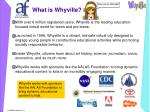 what is whyville