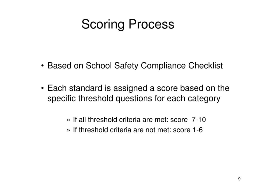 PPT - Assessing Health & Safety Conditions in LAUSD Schools