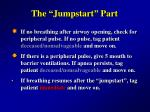 the jumpstart part