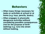 behaviors10