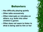 behaviors9