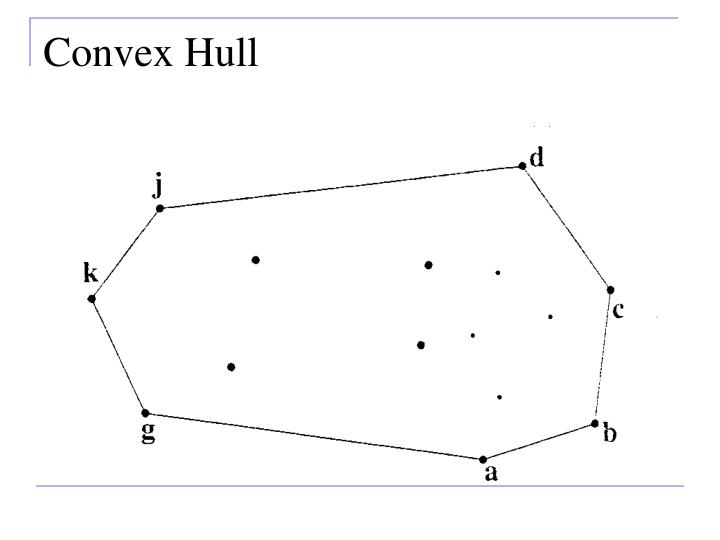 Ppt - Convex Hull Problem Powerpoint Presentation
