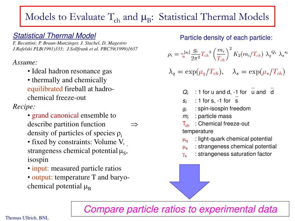 Models to Evaluate T