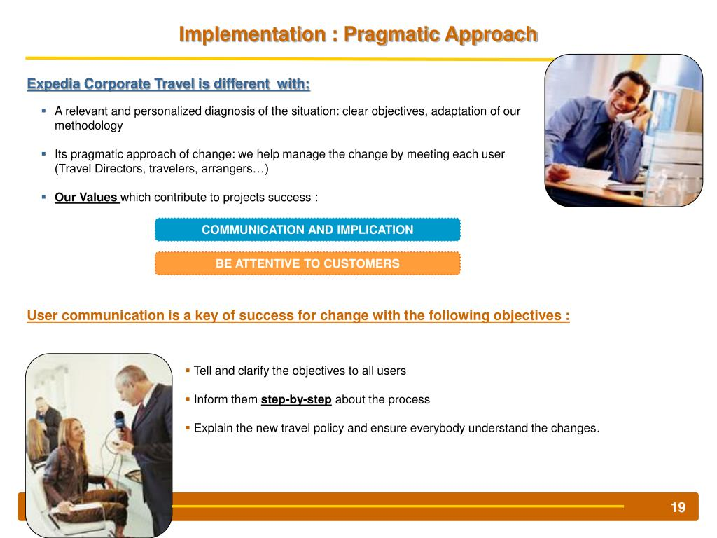 Implementation : Pragmatic Approach