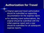 authorization for travel5