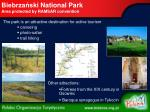 biebrza ski national park area protected by ramsar convention7