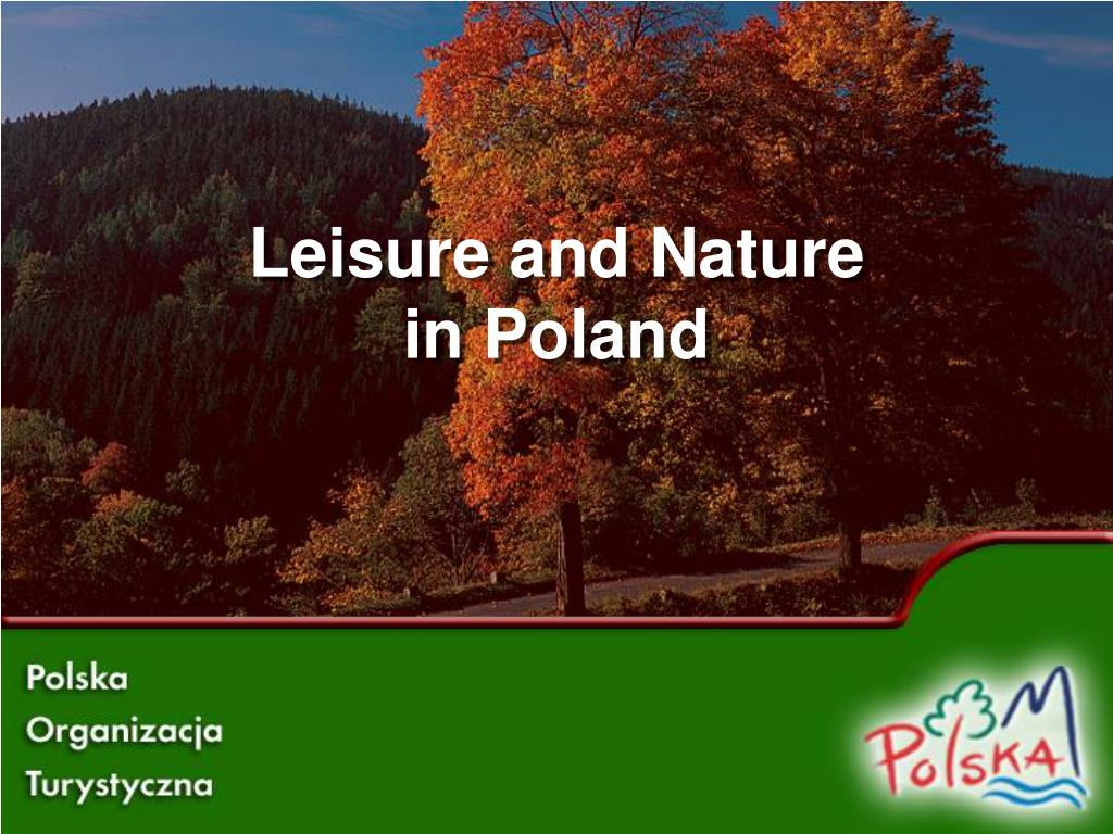 Leisure and Nature