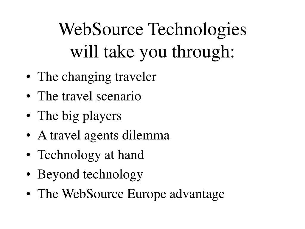WebSource Technologies