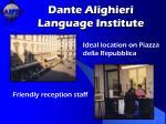 dante alighieri language institute