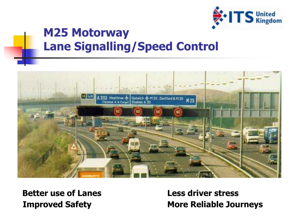 M25 Motorway