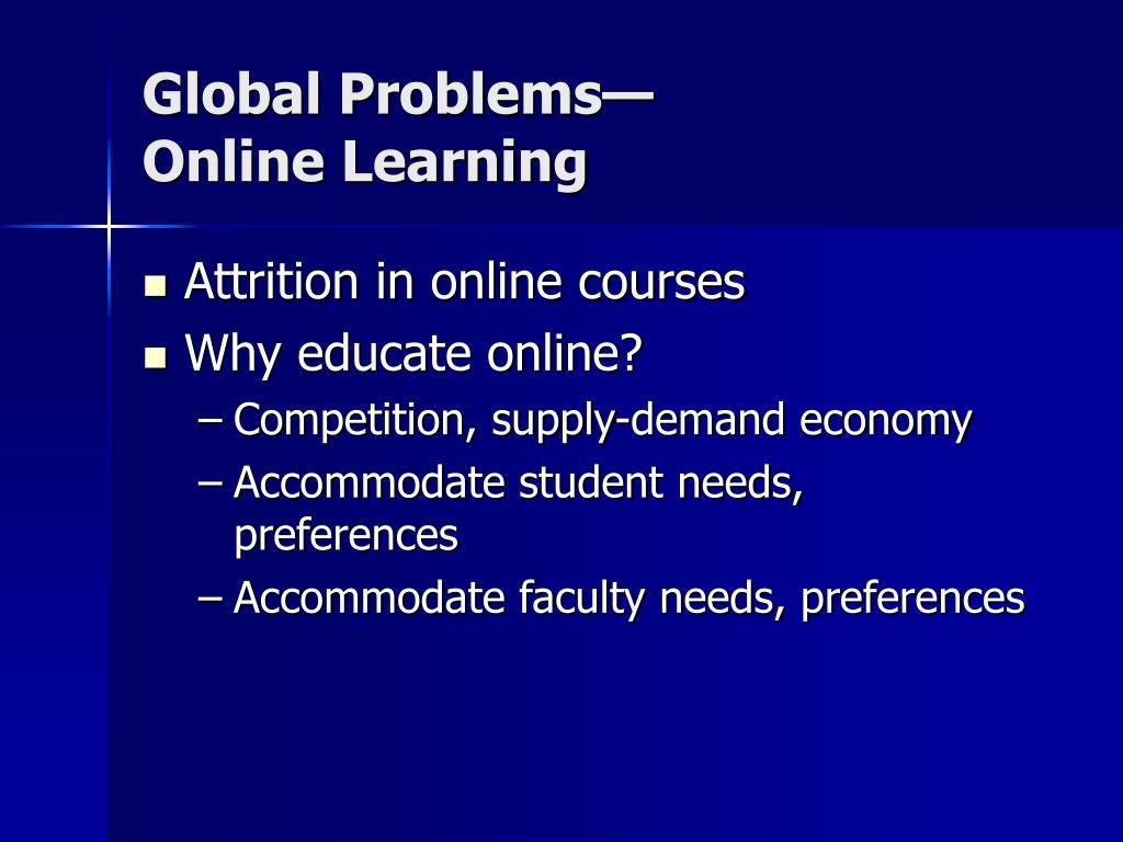 Global Problems—