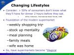 changing lifestyles15