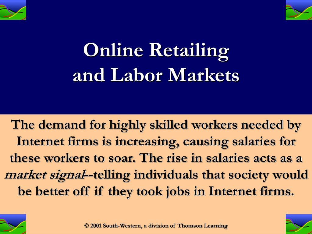Online Retailing