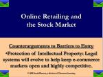 online retailing and the stock market27