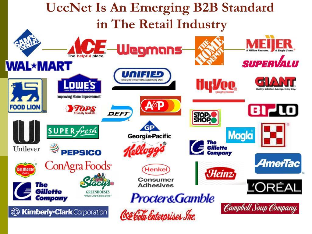 UccNet Is An Emerging B2B Standard