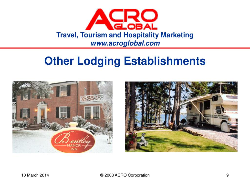 Other Lodging Establishments