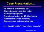 case presentation8