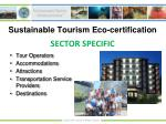 sustainable tourism eco certification7