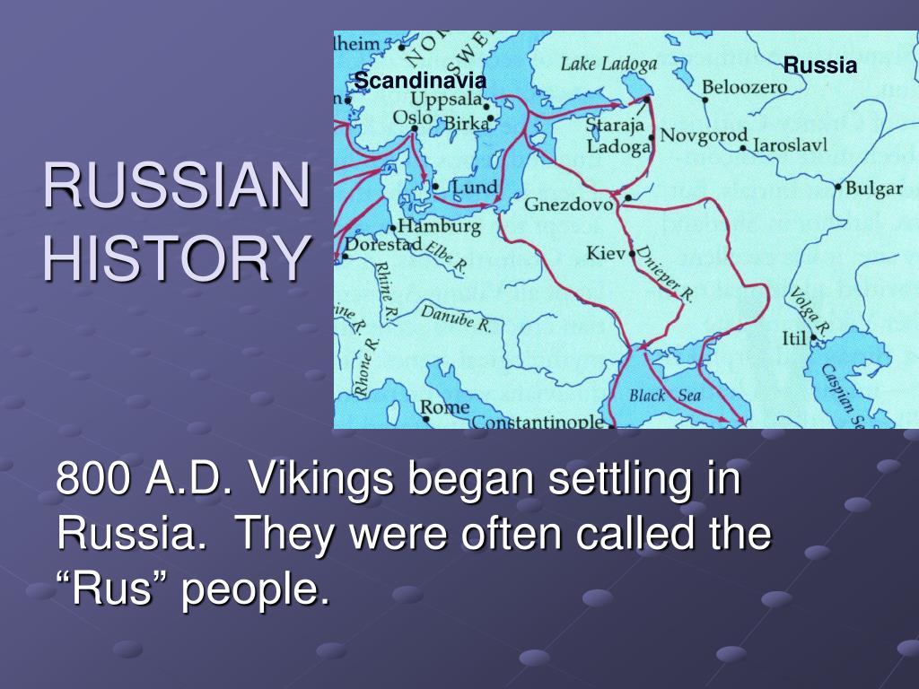 russian history l.
