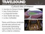 cultural sites of interest