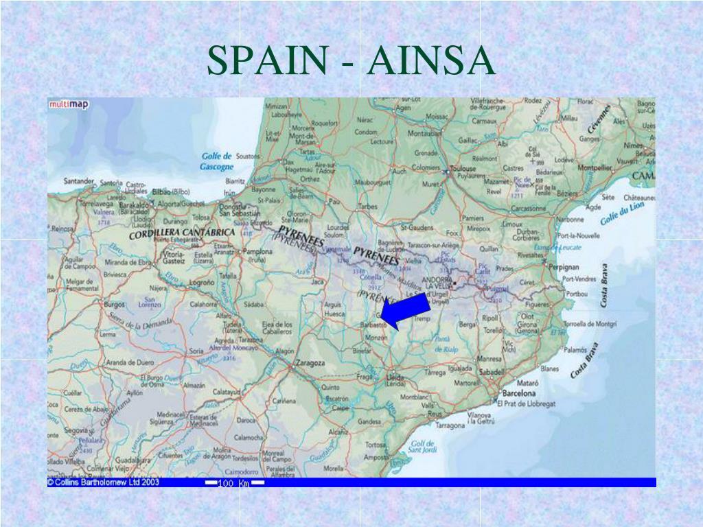 SPAIN - AINSA