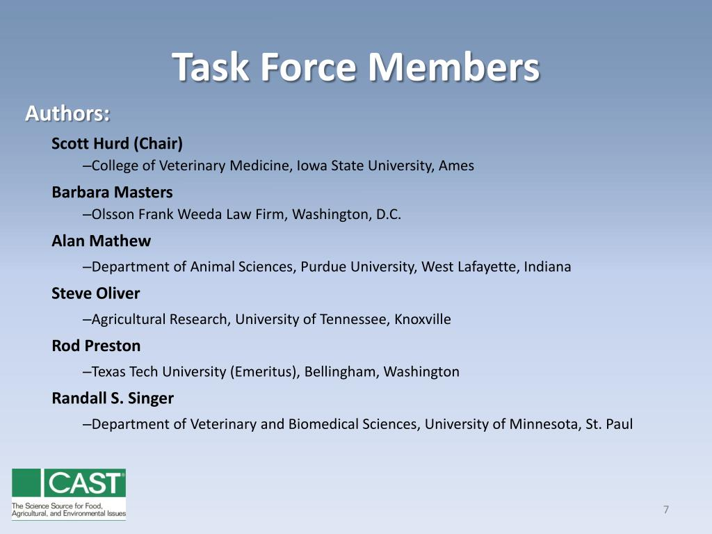 PPT - Council for Agricultural Science and Technology