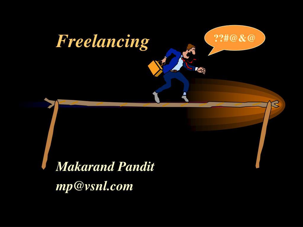 freelancing l.