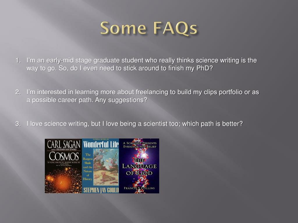 Some FAQs