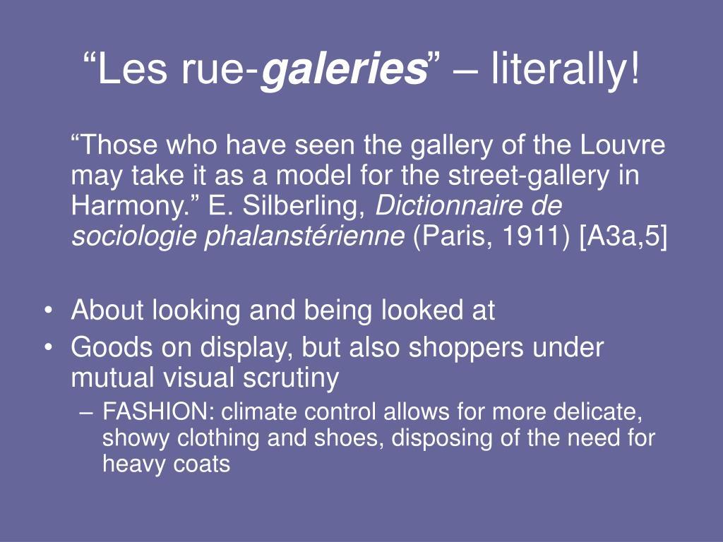 """""""Les rue-"""