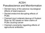 acsh pseudoscience and misinformation15