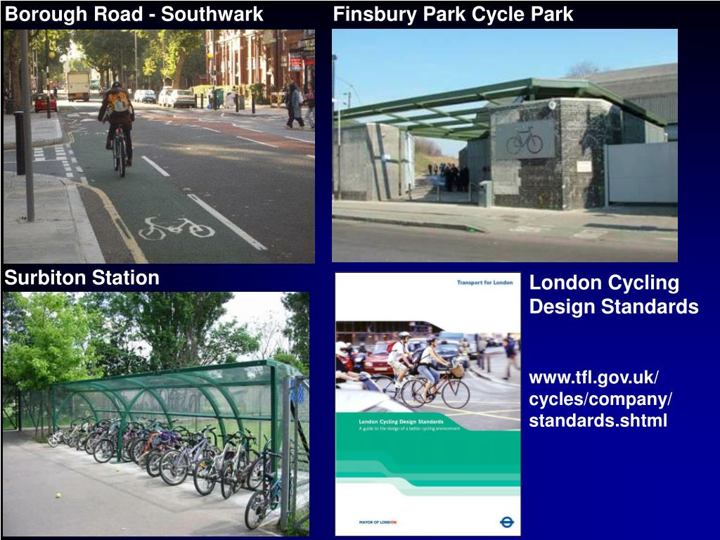 PPT   London – A Cycling City PowerPoint Presentation, free ...