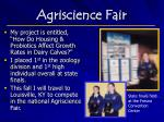 agriscience fair