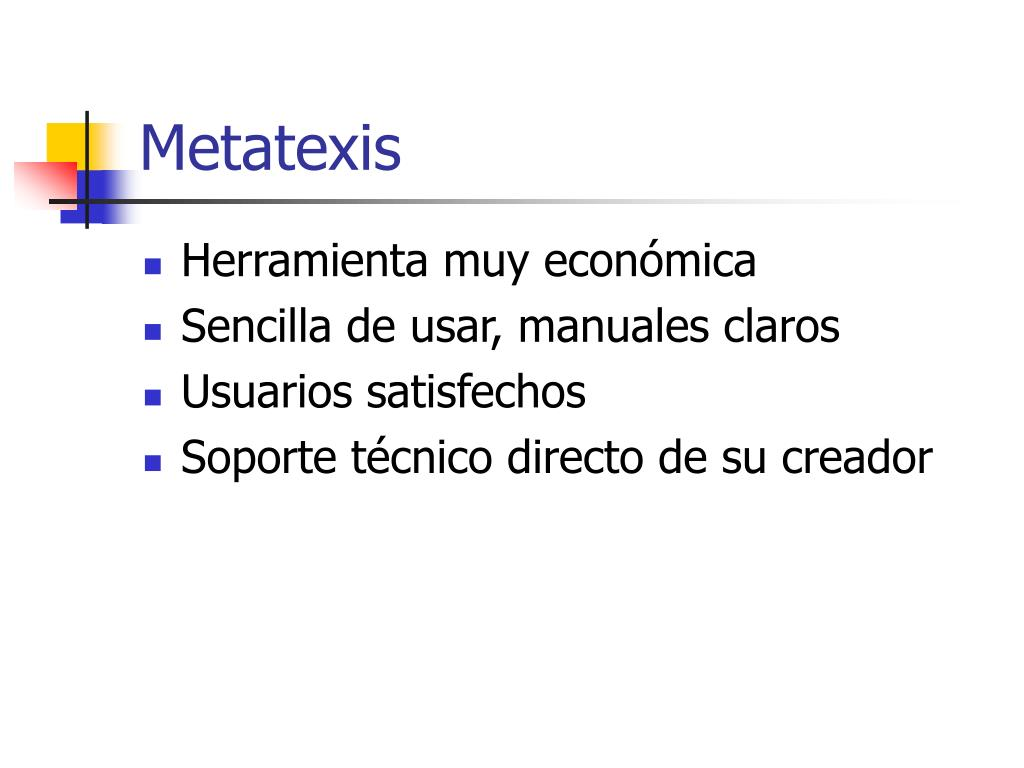 Metatexis