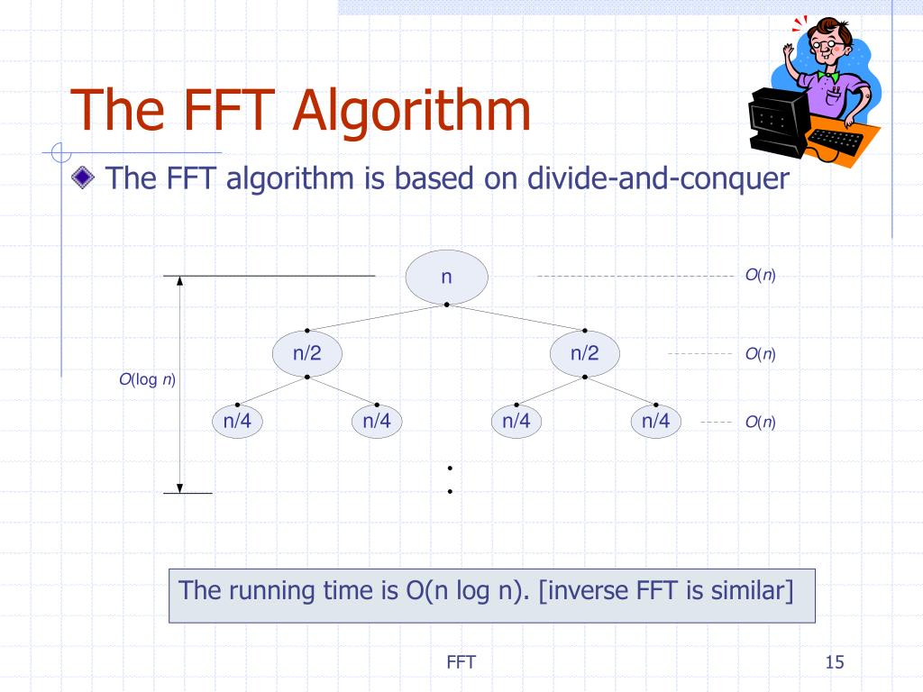 The FFT Algorithm