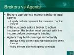 brokers vs agents