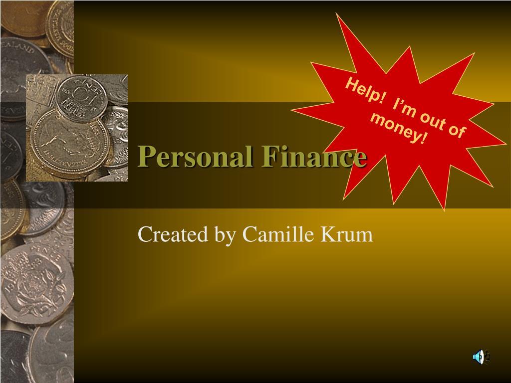 personal finance l.
