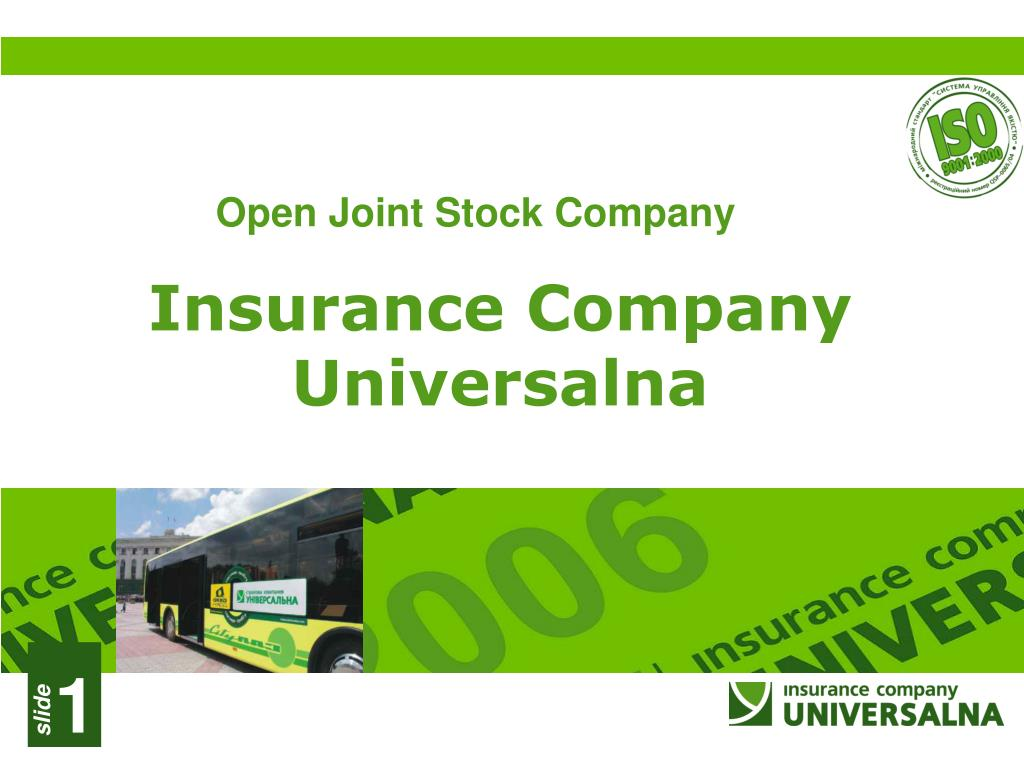Open Joint Stock Company