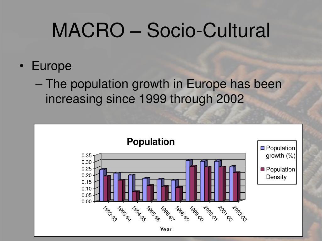 macro socio cultural l.