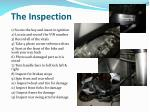 the inspection36