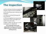 the inspection37