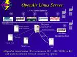openair linux server
