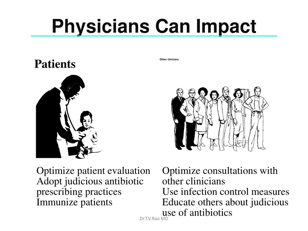 Physicians Can Impact
